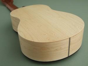 Maple & Spruce Soprano Ukulele