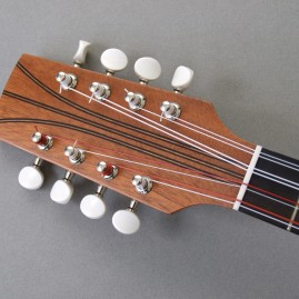 Eight String Baritone Ukulele