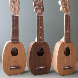 Mini Pineapple Ukulele (2016)