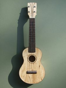 Maple Soprano Ukulele