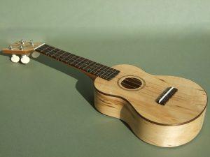 Maple Soprano Ukulele