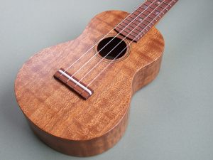 Figured Sapele Soprano SO14034