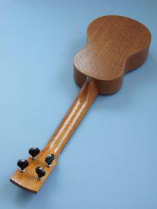 Reclaimed Brazilian Mahogany Soprano - SO14035