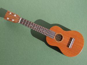 Brazilian Mahogany Soprano