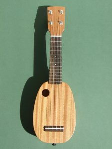 Sapele Mini Pineapple Ukulele