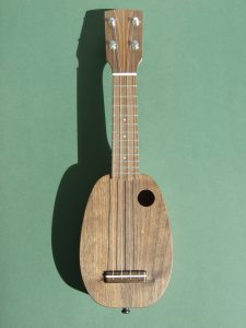 Walnut Mini Pineapple Ukulele