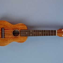 Koa Soprano for MNDA Charity Auction