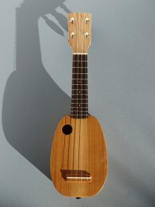 DJ Morgan Mini-Pineapple Ukulele