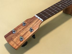 DJ Morgan 0174 Pineapple Soprano Ukulele