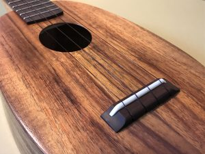 DJ Morgan 0175 Pineapple Soprano Ukulele