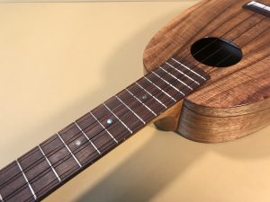 DJ Morgan 0173 Pineapple Soprano Ukulele