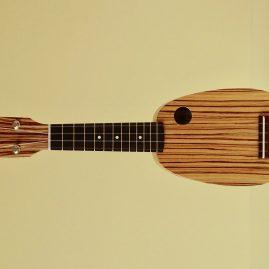 DJ Morgan Mini Pineapple ukulele